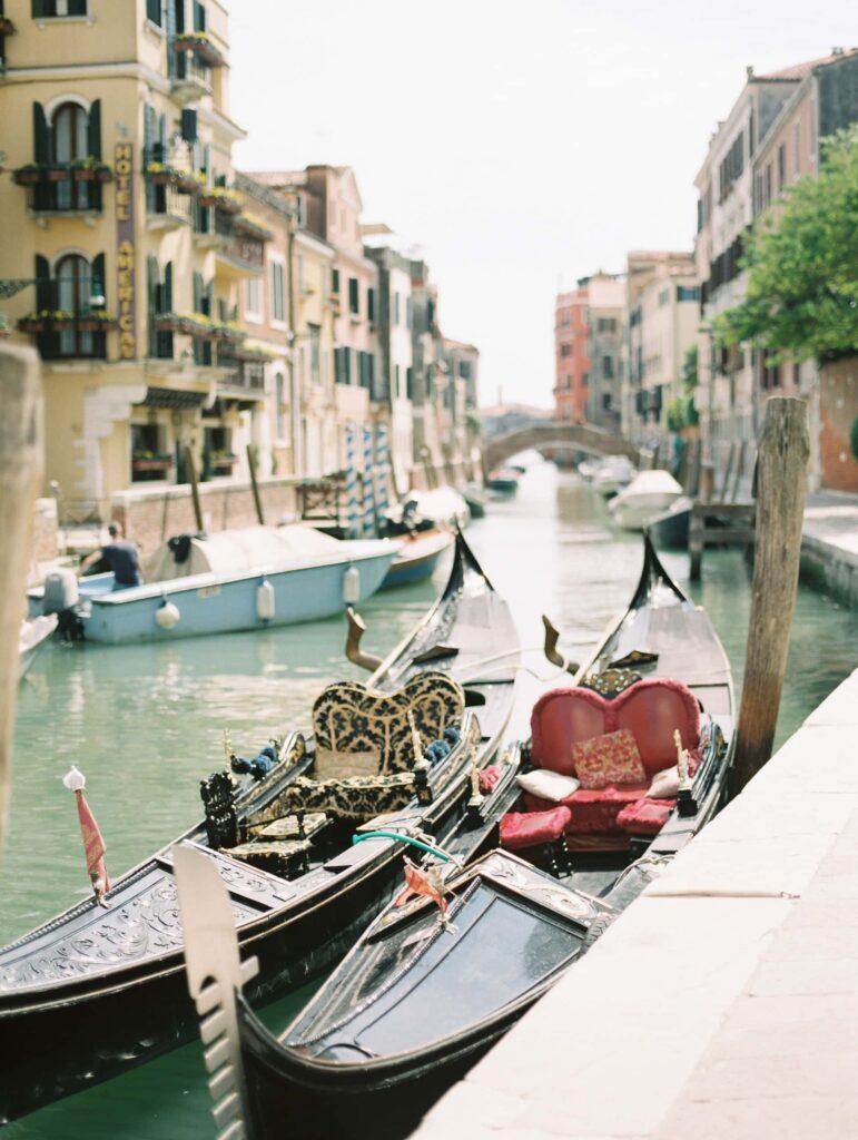 Venice couples elopement