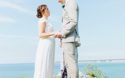 1 great inspirational timeline for a two day elopement in Gotland